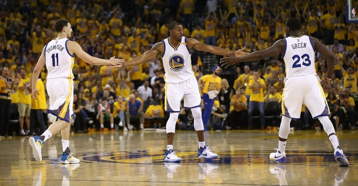 Warriors get to keep their super team with latest reported agreement