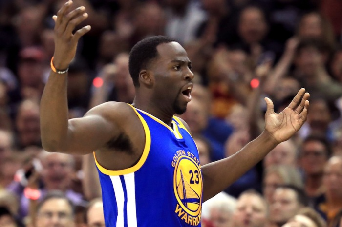 Golden State Warriors All-Star Draymond Green reportedly facing lawsuit