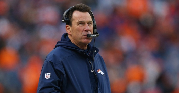 Denver Broncos reportedly re-hire former head coach just months after resignation