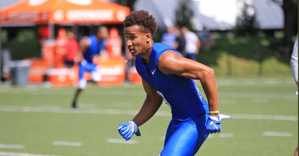 4-star WR L'Christian Smith has two underdogs among his three finalists