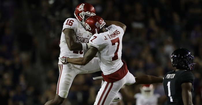 Former No. 7 ATH Michiah Quick has transferred away from Oklahoma