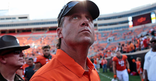 Mike Gundy has made his decision on Tennessee head coaching offer