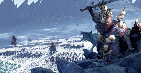 Latest Total War: Warhammer trailer showcases Norsca campaign