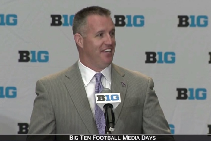 This Big Ten coach had the best response when asked if he preferred wins or losses in bowl games
