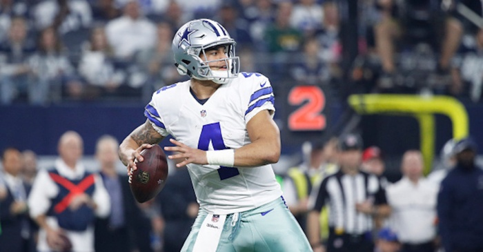 """NFL legend compares Dak Prescott to Hall of Famer: """"He's the real deal"""""""
