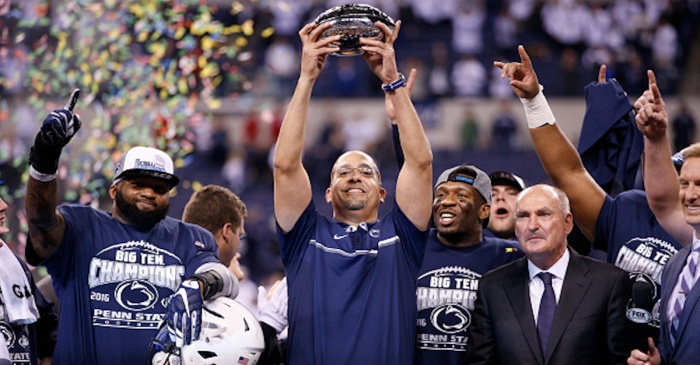 Yes, Penn State football is back again