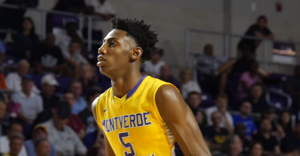 Nation's No. 1 recruit R.J. Barrett officially names his top three schools