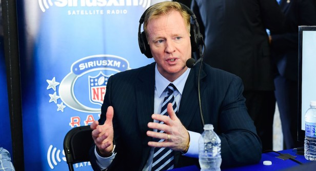 """Concerned"" NFL commish Roger Goodell set to push for major rule change"
