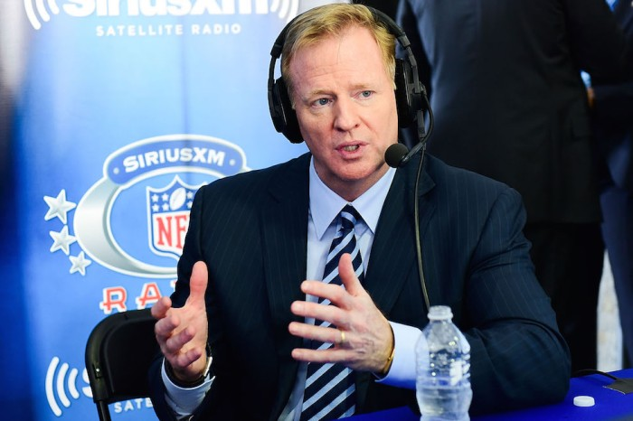 Roger Goodell's contract extension is reportedly being stalled yet again
