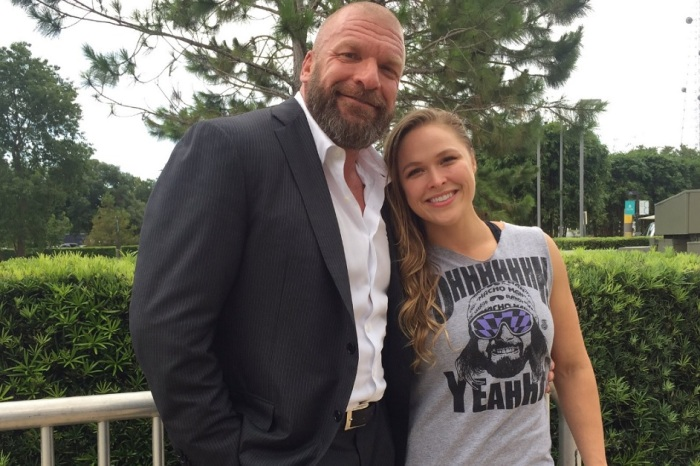 Triple H addresses Ronda Rousey's WWE contract discussions