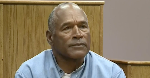 When O.J. Simpson gets out of jail, he's going to be rolling in money