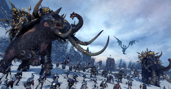Winter has come to Total War, and with it a new faction has arrived to Warhammer