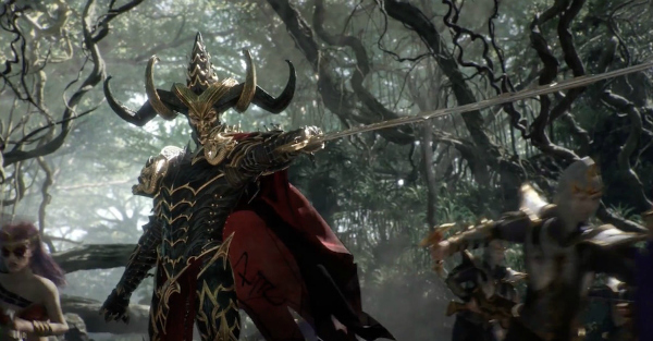 An in-engine trailer for Warhammer 2's Dark Elves has been released