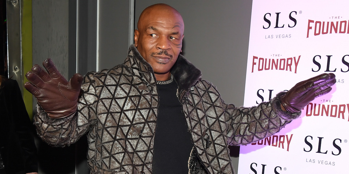 Mike Tyson believes Conor McGregor is 'going to get killed boxing'