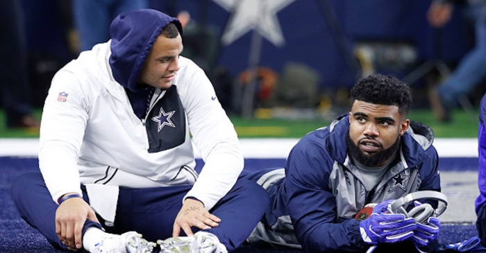 Former first-round pick calls out Dallas Cowboys fans and the team's disappearing act in the playoffs