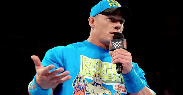 Is John Cena responsible for halting a rising star's WWE push?