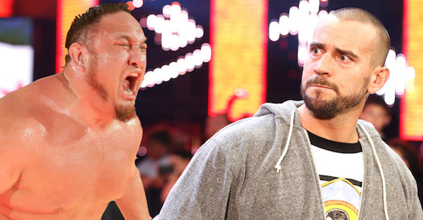 Samoa Joe weighs in on the idea CM Punk could one day return to WWE