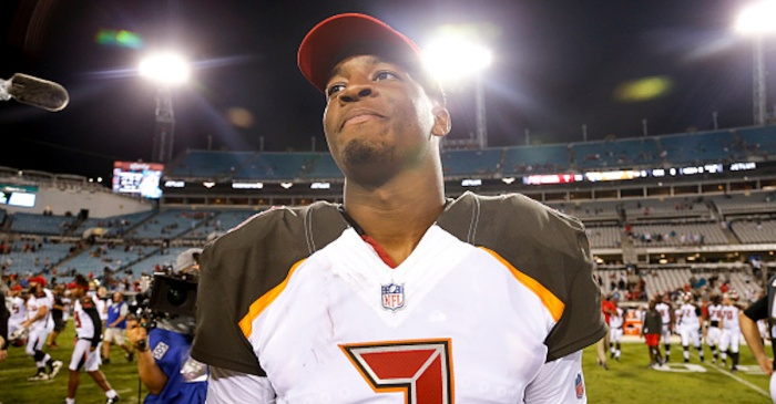 "Buccaneers GM calls Jameis Winston the ""best leader (he's) ever been around"""