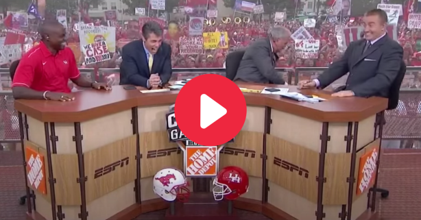 Lee Corso's F-Bomb on Live TV Never Stops Being Funny