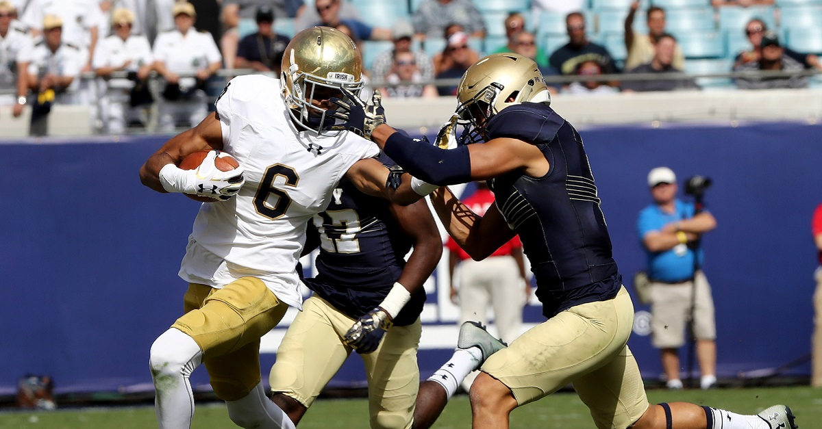 Notre Dame transfer denied NCAA waiver, will miss 2017 season
