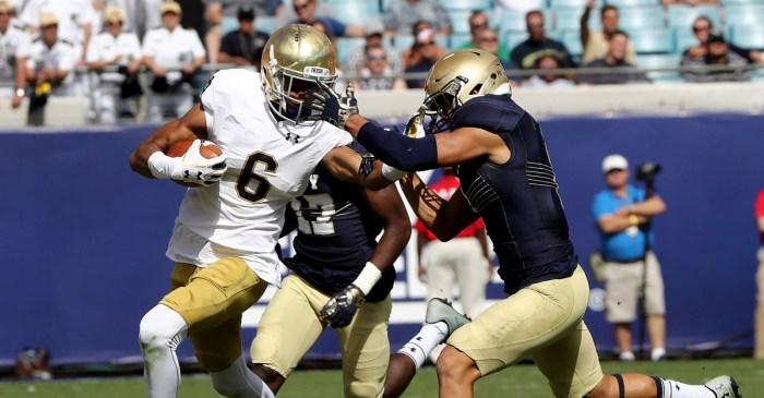 Notre Dame transfer denied NCAA waiver, will miss 2017 season