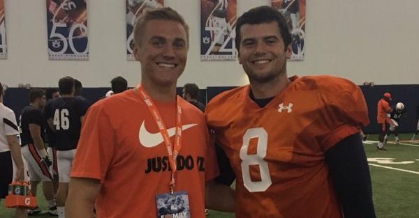 Four-star son of Auburn legend announces his commitment