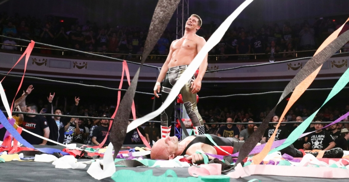 Cody Rhodes names dream opponent for massive, co-funded wrestling show