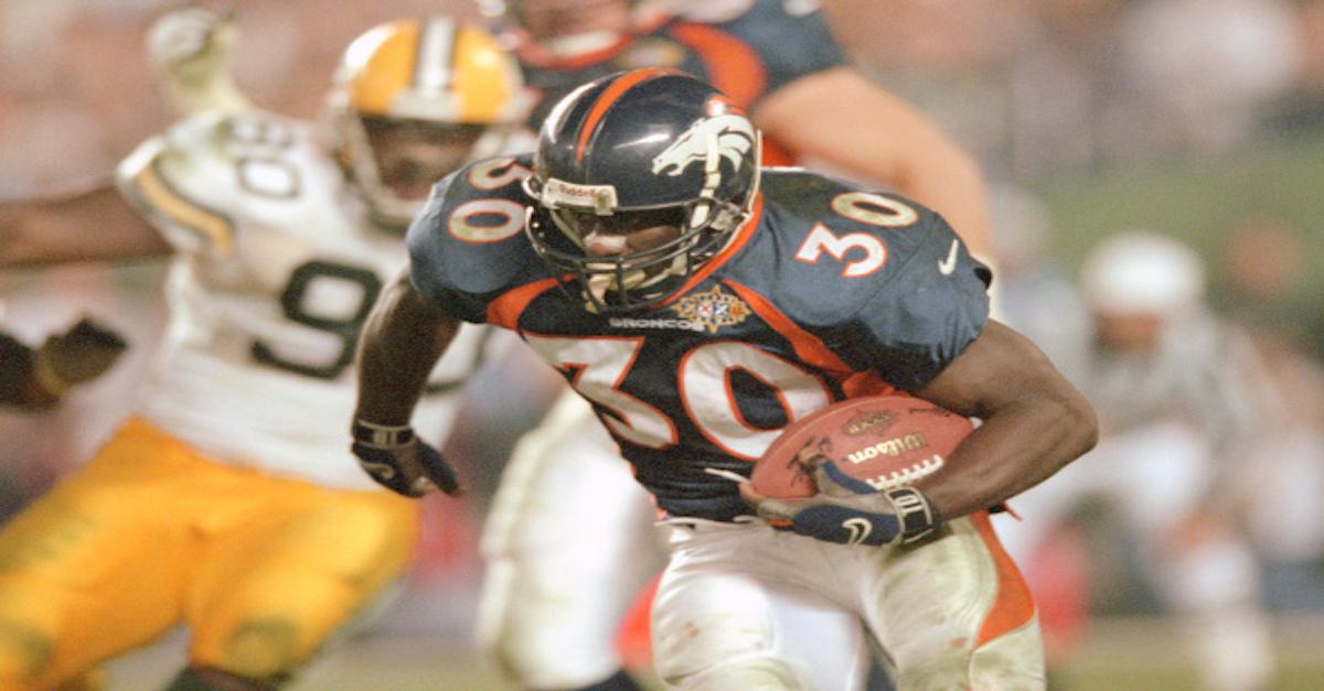 "NFL Hall of Famer Terrell Davis on CTE findings: ""We're all scared"""