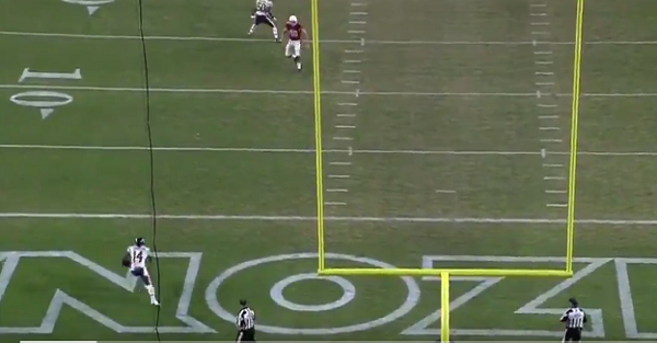 """The NFL just got its own """"kick-six"""", this time from another SEC champion"""