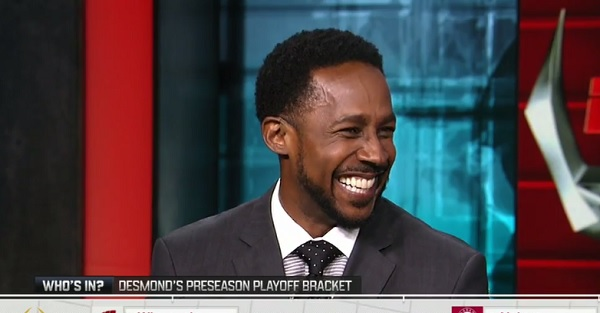 Desmond Howard has the worst College Football Playoff picks this year