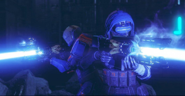 "New Destiny 2 trailer highlights multiplayer ""Crucible"" game mode"