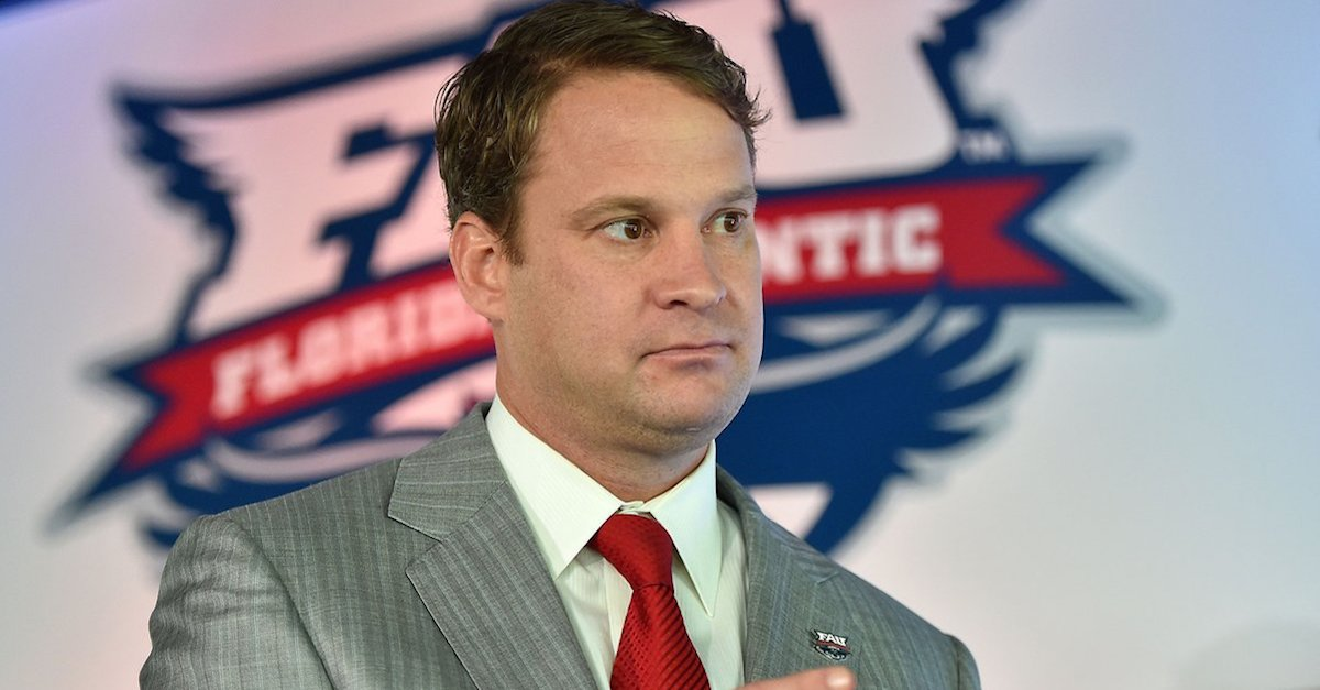 Lane Kiffin's latest move might be his most controversial yet