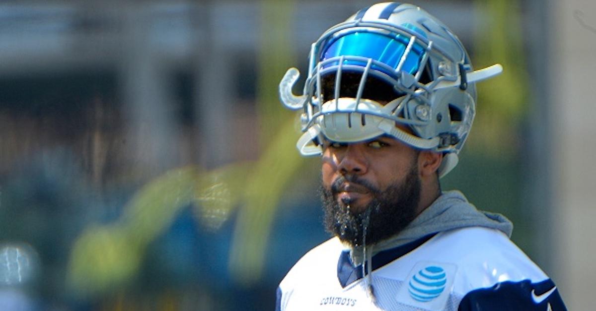 Ezekiel Elliott's next decision could cost the Cowboys even more than just a six-game suspension