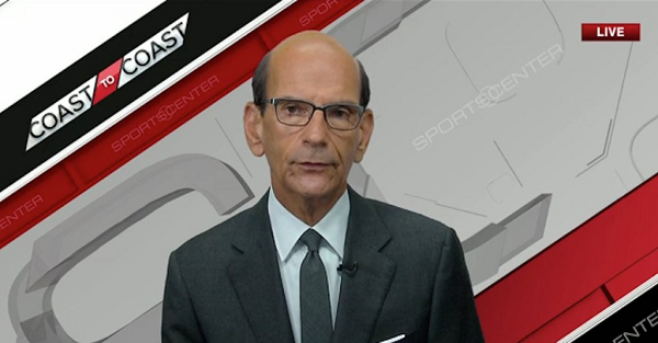"Paul Finebaum believes one college coach's days are ""getting shorter"" at school"