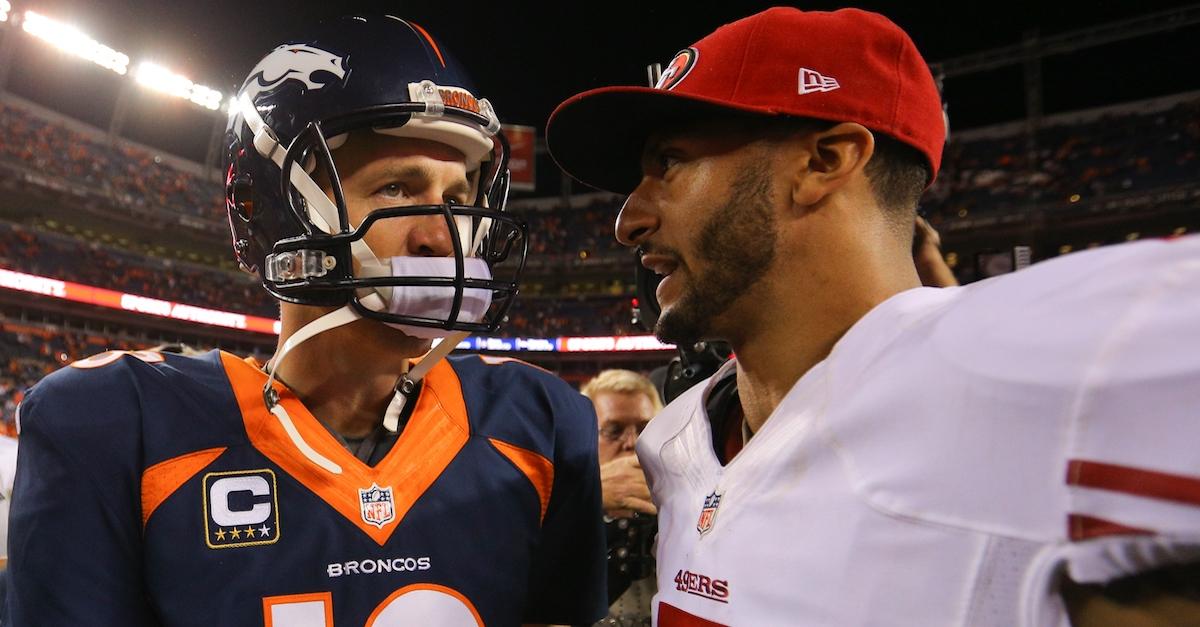 Denver Broncos reportedly make explosive decision on Colin Kaepernick