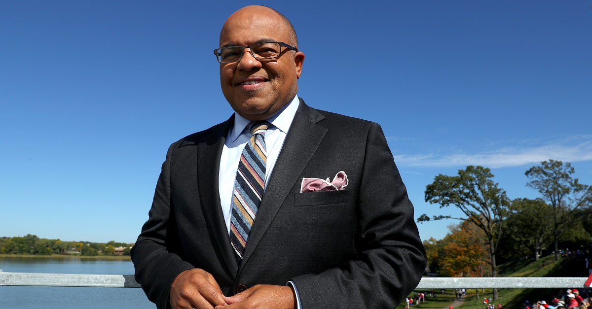 NBC adds yet another huge role for former ESPN announcer Mike Tirico