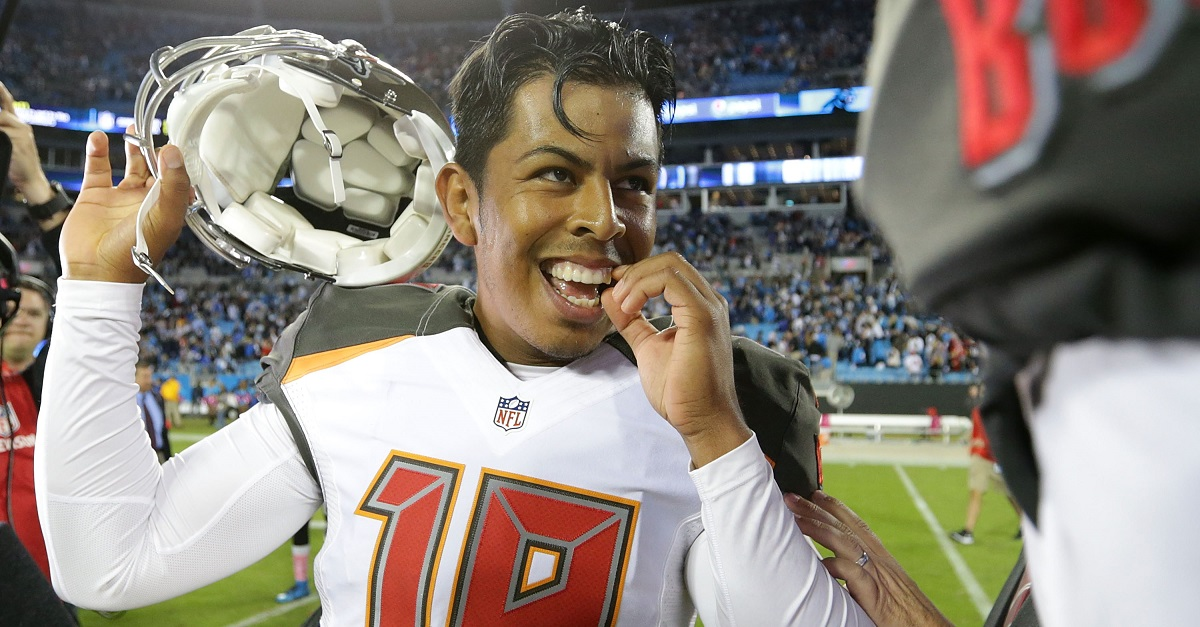 Roberto Aguayo, former second-round pick kicker, reportedly getting another shot with a tryout