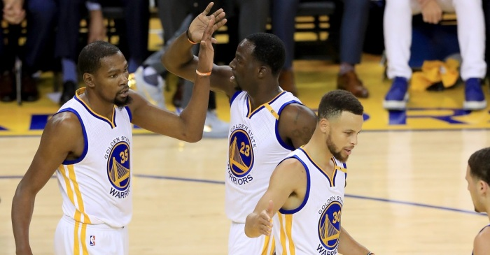 NBA champion makes explosive comments on potential Warriors White House visit