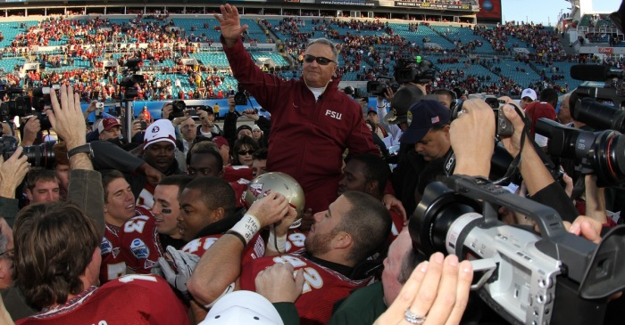 Bobby Bowden speaks on his new film, nearly not going to Florida State and building his dynasty