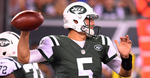 Christian Hackenberg's awful play continues in Jets' preseason loss