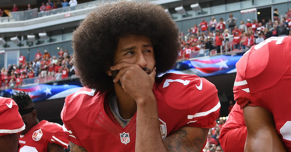 Did a position just open up for Colin Kaepernick?