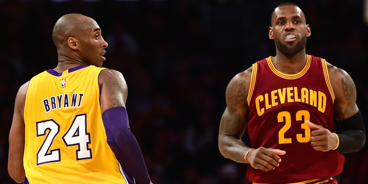 Michael Jordan settles the Kobe or LeBron argument once and for all