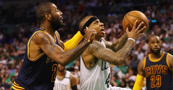 Cavs and Celtics reportedly complete blockbuster trade