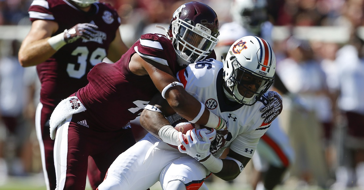 "Star running back reportedly ""no longer welcome"" at Auburn"