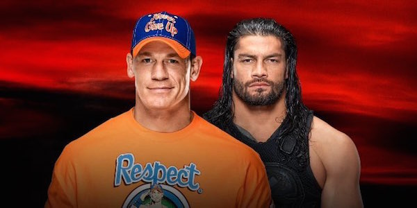 WWE confirms plans for dream match between John Cena and Roman Reigns at upcoming PPV