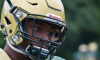 Owen Pappoe helmet