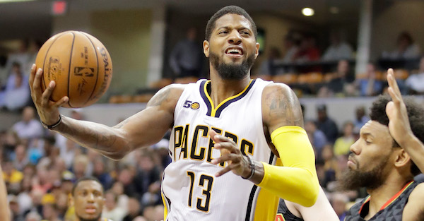 "NBA title contender expected to ""try to find a way"" to land Paul George"