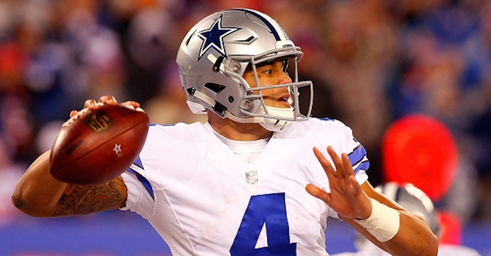 Dak Prescott breaks NFL record with latest touchdown pass