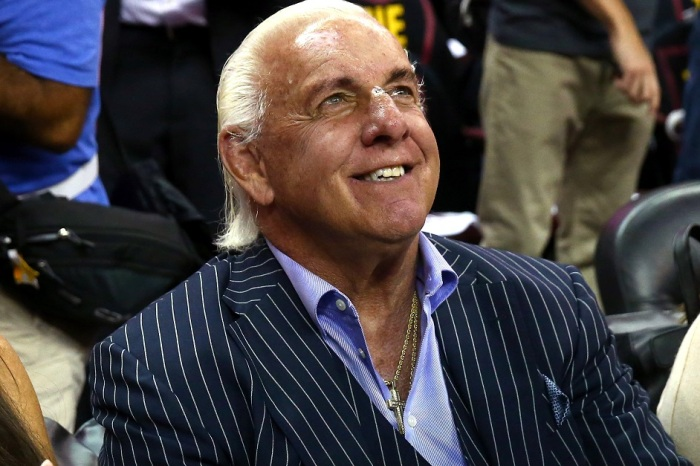 Ric Flair names his all-time favorite opponent
