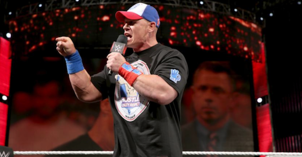 Backstage rumors emerge on John Cena's surprising next WWE appearance